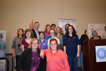 1-PSD Students with Governor Hickenlooper