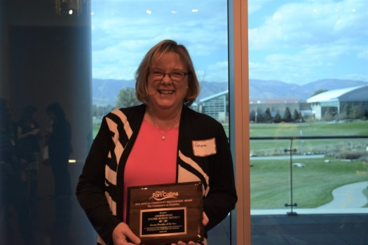 Gayna Jobe, Cooper Home - Service Provider of the Year