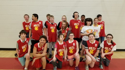 Boltz MS Unified Basketball 2019
